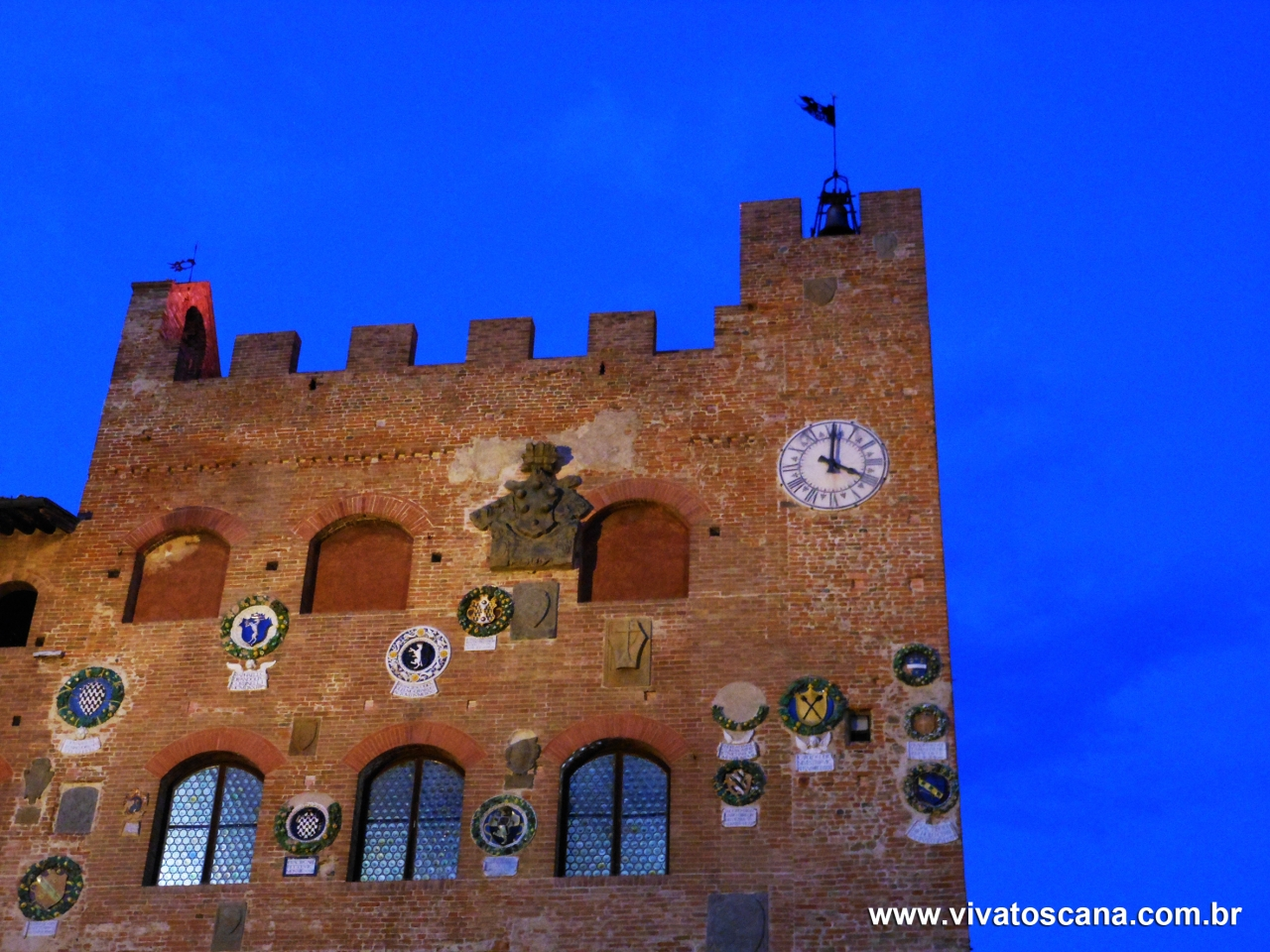 Palazzo Pretorio de Certaldo