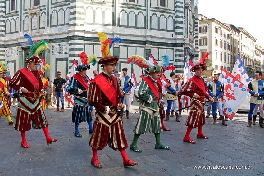 Desfile San Giovanni
