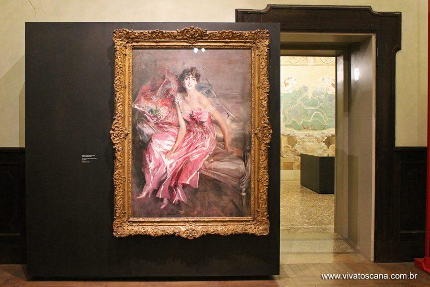 """Giovanni Boldini - """"La Signora in Rosa"""" (1916)"""