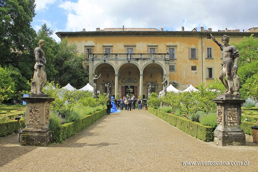 Palazzo e Jardins Corsini