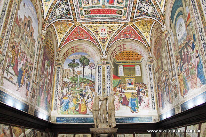Bibliotecca Piccolomini