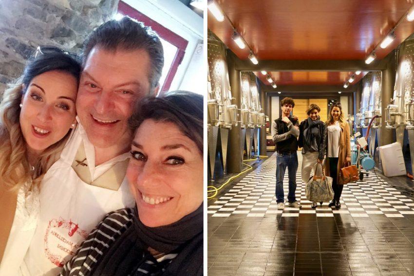 Em Panzano in Chianti com Dario Cecchini e na Vinícola La Massa
