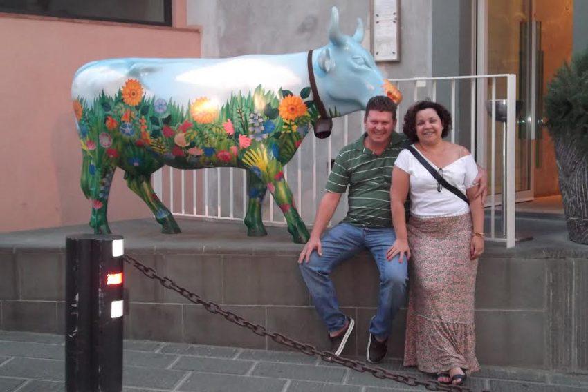 Renata e Serginho