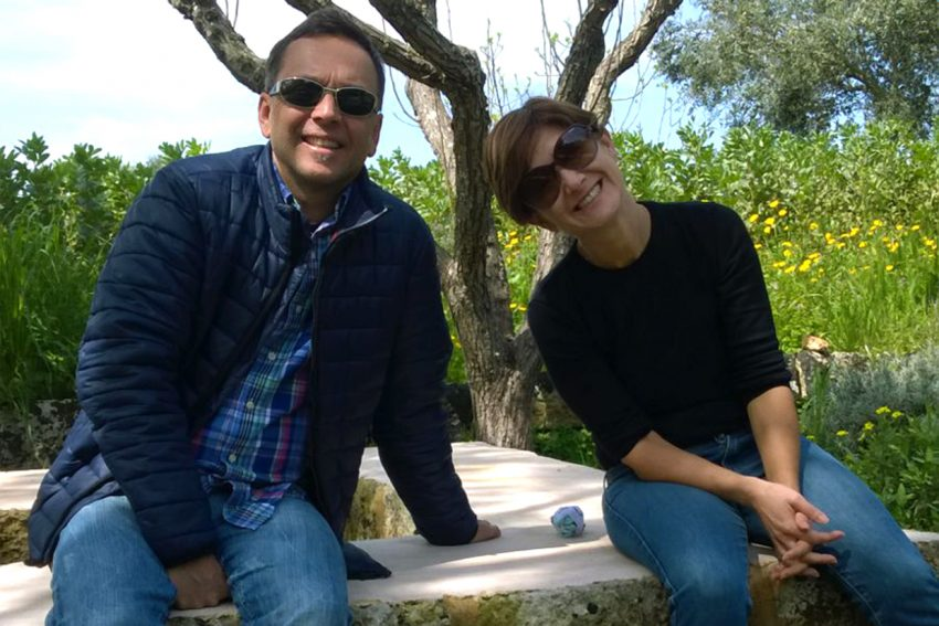 Allan e Patricia
