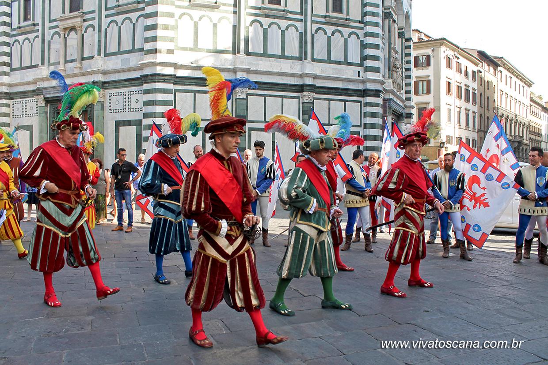 Corte Storico di Firenze