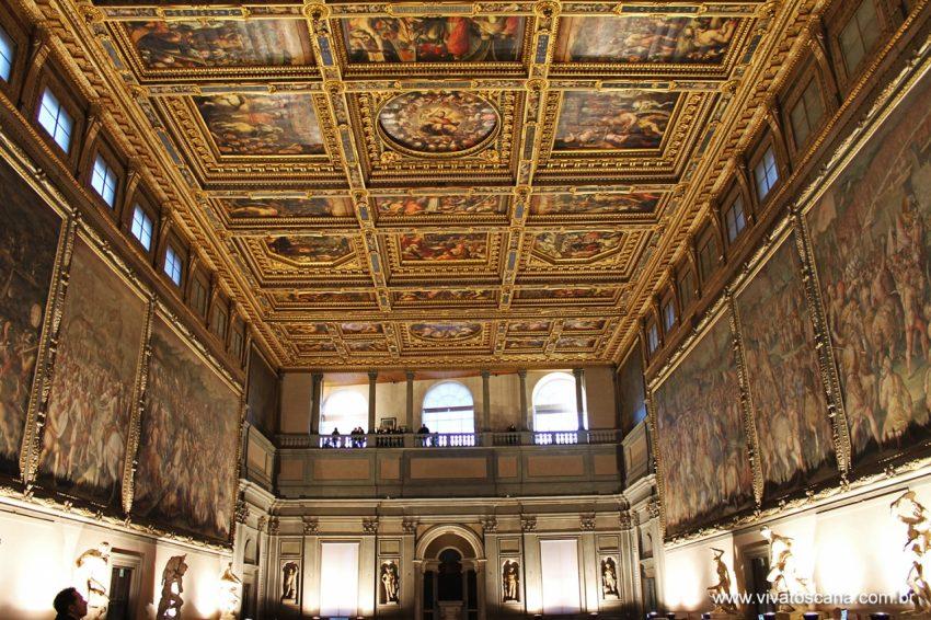 Palazzo Vecchio_Salone del 500