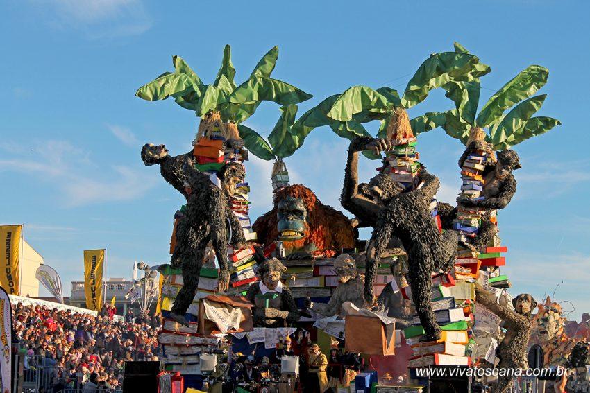 """""""Burocrazy, a selva das leis"""" - Compania do Carnaval de Lebigre e Roger"""